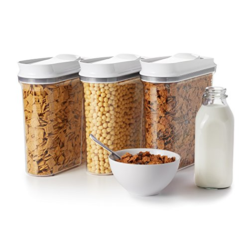 Top 5 Best Cereal Containers Storage Set For Sale 2016