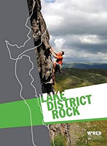 Lake District Rock (Wired Guides) by Fell & Rock Climbing Club of the English Lake District