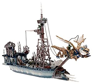 mega bloks dragon ship