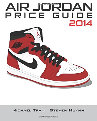 Air Jordan Price Guide 2014 (Color)