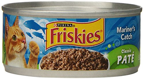 Friskies Classic Paté Mariner's Catch