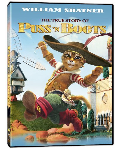 The True Story of Puss \'N Boots (Full Frame, Dolby, AC-3, Amaray Case)