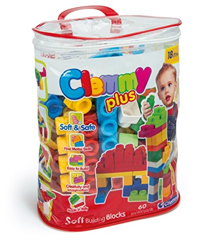 Clemmy Plus 60 Pc Soft Block Bag - 1