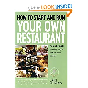 how to start your own restaurant We are looking for (a) tenant(s) for what used to be stamper's bar located at 21750 loraine road, fairview park, oh the main floor is 4,700 sq ft and has a large.