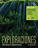 img - for Exploraciones (with iLrnTM Heinle Learning Center, 4 terms (24 months) Printed Access Card) (World Languages) book / textbook / text book