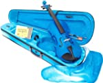 Violin Outfit in Metallic Blue 1/2 Si...