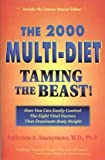 img - for The 2000 Multi-Diet: Taming the Beast! book / textbook / text book