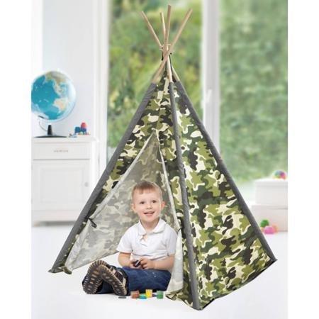 Teepee Tent for Kids | American Kids Awesome Indoor Tee-Pee Tents,Camo by American Kids günstig kaufen