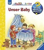 Wieso? Weshalb? Warum? junior 12: Unser Baby: Amazon.de: Angela Weinhold, Clara Suetens: Bucher