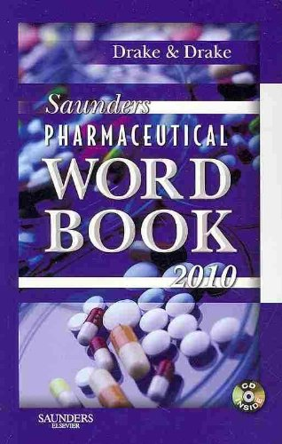 saunders pharmaceutical word book