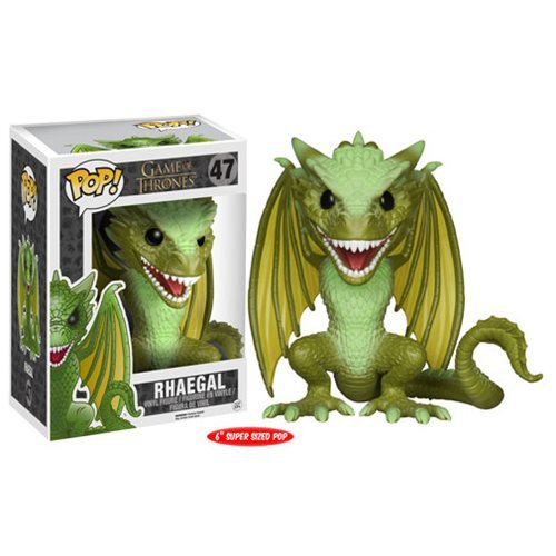 Game of Thrones - 6-Inch Rhaegal