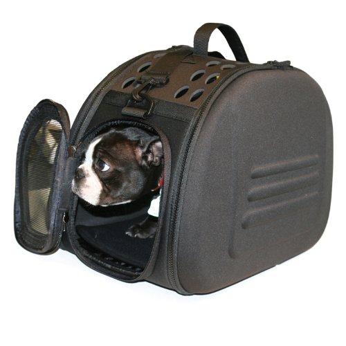 Artikelbild: danawares klappbar Reisen Schulter Pet Carrier, Solid Black