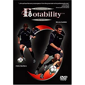 Soccer - Footability - Technical Footwork System movie