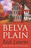 Red Leaves (0340734809) by Plain, Belva