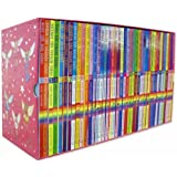 Rainbow Magic Collection 42 Books Box Set (Series 1 to 42) RRP: �167.58 ( 6 series 7 x Colour, 7 x Weather, 7 x Party, 7 x Jewel, 7 x Pets, 7 x Days) Pack Boxed Set (Rainbow Magic Collection)by Daisy Meadows