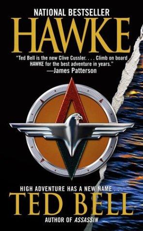 Hawke: A Novel (Hawke (Pocket Star Paperback)), TED BELL