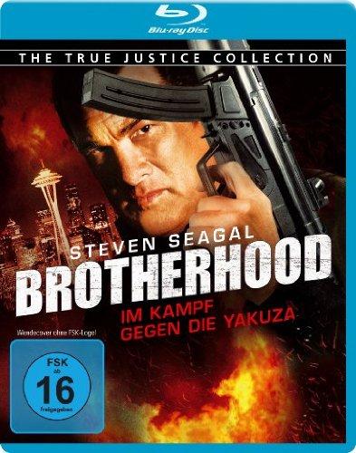 Brotherhood - Im Kampf gegen die Yakuza - Ungeschnittene Fassung/The True Justice Collection [Blu-ray]