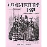 Garment Patterns: 1889 ~ National Garment Cutter