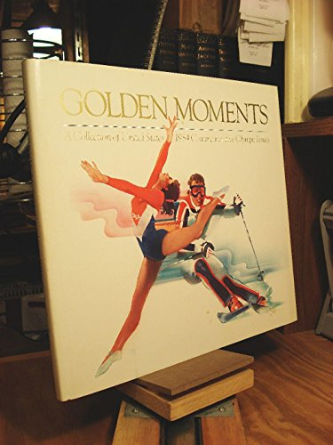 Image for Golden Moments: A Collection of United States 1984 Commemorative Olympic Issues