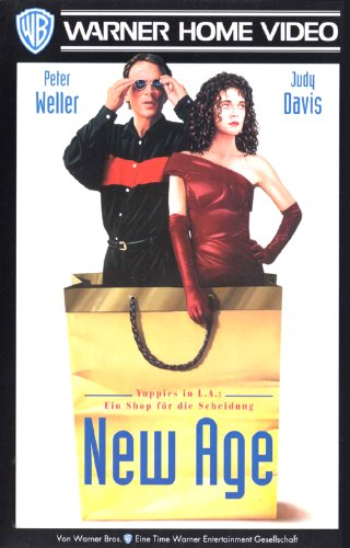 The New Age [VHS]