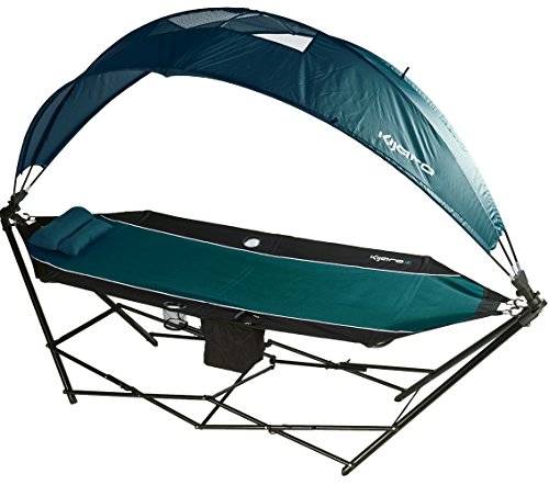 Kijaro All in One Hammock (Cayman Blue Iguana)