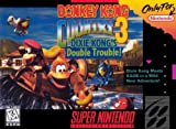 Donkey Kong Country 3 - Dixie Kong's Double Trouble SNES