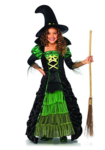2 PC. Story Book Witch Long Dress