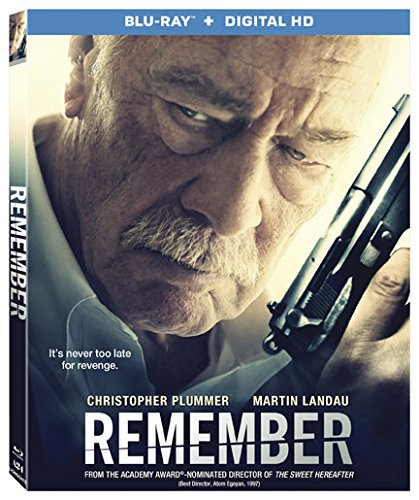 Remember (2015) Blu-ray