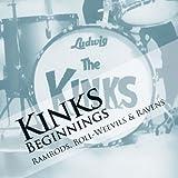 The Kinks Beginnings : Ramrods, Boll-Weevils & Ravens