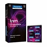 Various Drug Stores Pasante Trim Condoms 12 Pack