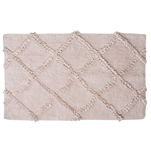 Simply Shabby Chic Criss Cross Bath Rug