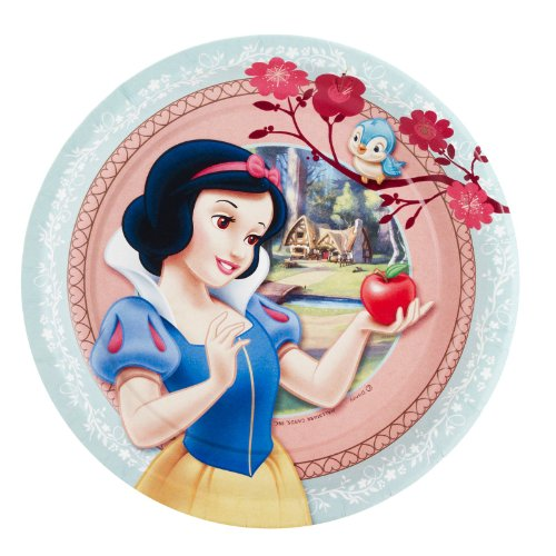 Snow White and the Seven Dwarfs Small Paper Plates (8ct)