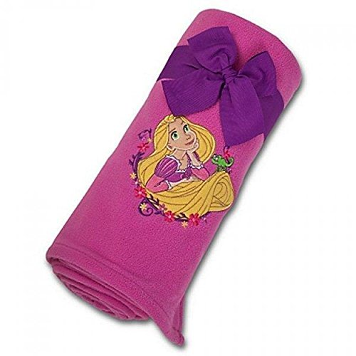 Rapunzel Throw Blanket - 1