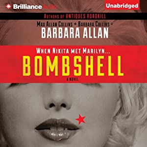 Bombshell | [Barbara Allan, Barbara Collins, Max Allan Collins]