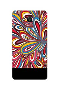 ZAPCASE Printed Back Case for XIAOMI REDMI 2 PRIME