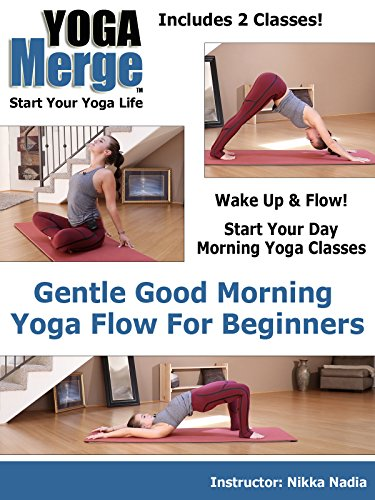 Gentle Good Morning Yoga Flow For Beginners