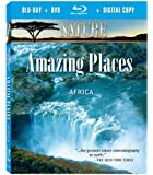 Nature: Amazing Places - Africa [Blu-ray + DVD]