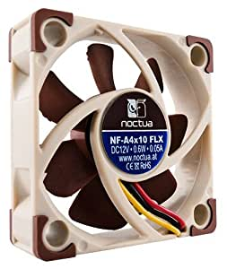 NOCTUA NF-A4x10 FLX - Gehäuselüfter - 40 mm, NF-A4X10 FLX
