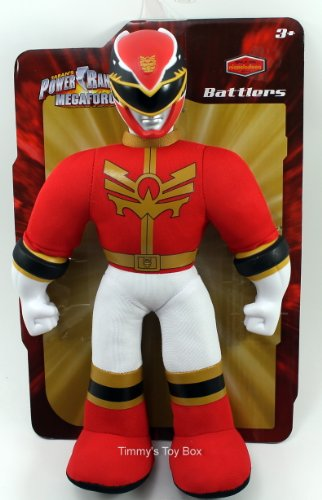 Saban's Power Rangers MegaForce Battlers - Red