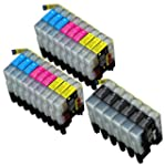 24 Pack Compatible Brother LC-71 , LC...