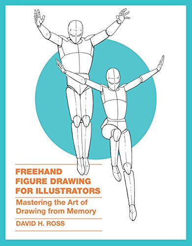 Freehand Figure Drawing for Illustrators: Mastering the Art of Drawing from Memory (Human Figure In Motion compare prices)