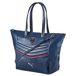 Puma Women's Handbag (Blue Wing Teal)