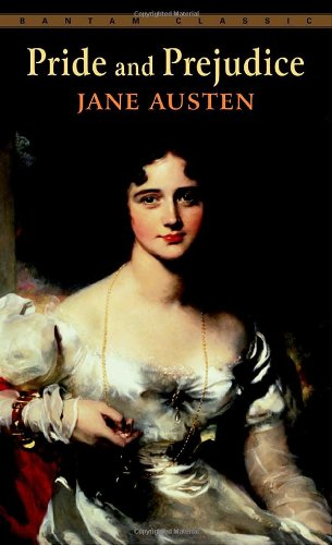 Large book cover: Pride and Prejudice