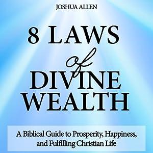 8 Laws of Divine Wealth Audiobook