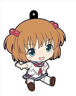 咲 -Saki- 全国編 ぺたん娘 トレーディングラバーストラップ BOX
