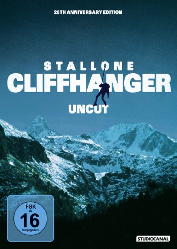 Cliffhanger (Uncut, 20th Anniversary Edition)