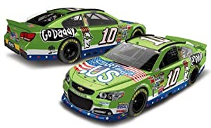 Buy 2013 Action Danica Patrick #10 Godaddy Salutes SS 1 24 Scale Lionel Diecast Car by NASCAR