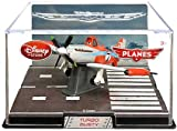 Disney / Pixar PLANES Exclusive 1:43 Die Cast Plane In Plastic Case TURBO Dusty