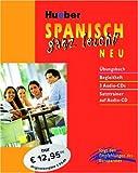 Spanisch ganz leicht. Neu. 3 Audio-CDs m. Übungsbuch u. Begleitheft