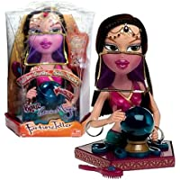 Mga Entertainment Bratz Genie Magic Dvd Series Half Body 13 Inch Tall Doll Set Katia The Fortune Teller With Movement...